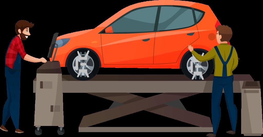 diagnostyka samochodu